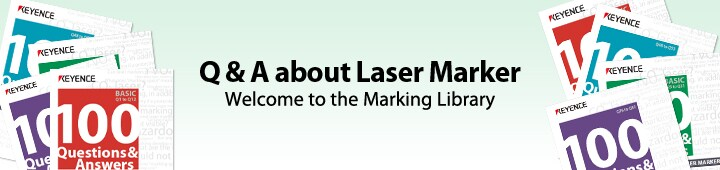 Q&A about Laser Marker