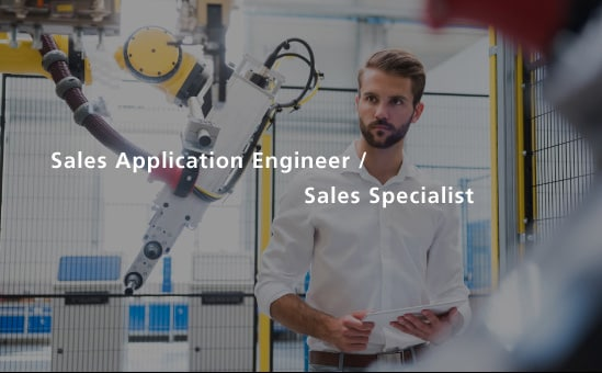Sales Application Engineer / Sales Specialist