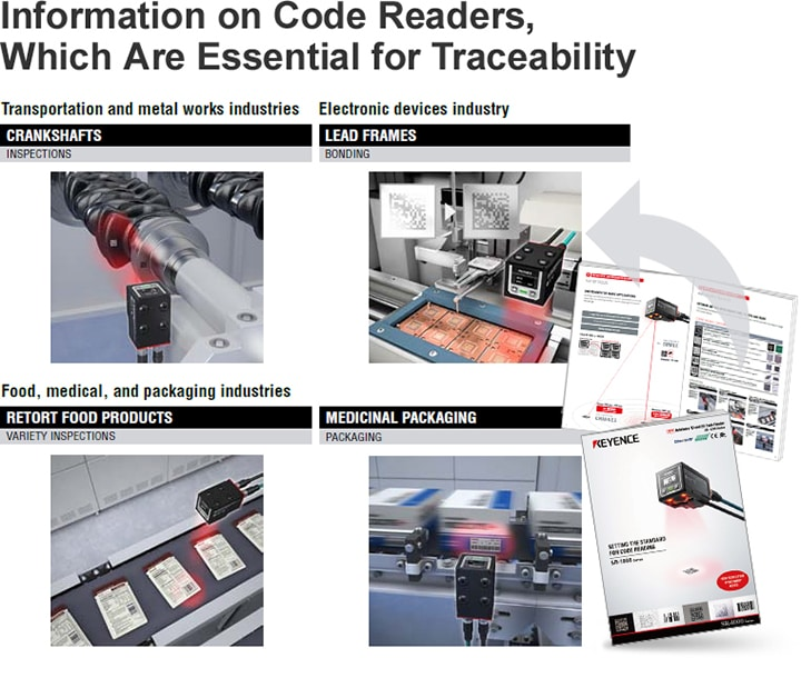 Information on Code Readers, Which Are Essential for Traceability