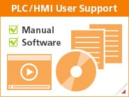PLC/HMI User Support