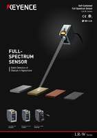 LR-W Series Self-Contained Full-Spectrum Sensor Catalogue