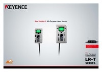 LR-T Series All - Purpose Laser Sensor Catalogue
