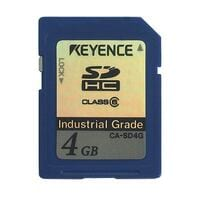 CA-SD4G - Industrial specification SD card 4 GB
