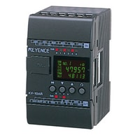 KV-10AR - Base Unit, AC Type, 6 Inputs and 4 Relay Outputs