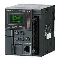 KV-5500 - CPU unit with built-in EtherNet/IP™ port