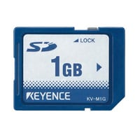 KV-M1G - 1 GB SD Memory Card for KV-5000/KV-3000/KV-1000