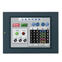 VT3-V10D - 10-inch VGA TFT Colour DC-type Touch Panel
