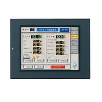VT3-V8 - 8-inch VGA TFT Colour Touch Panel