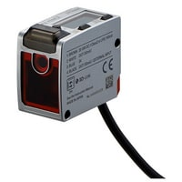LR-TB2000CL - Detection distance 2 m, Cable with connector M12, Laser Class 1